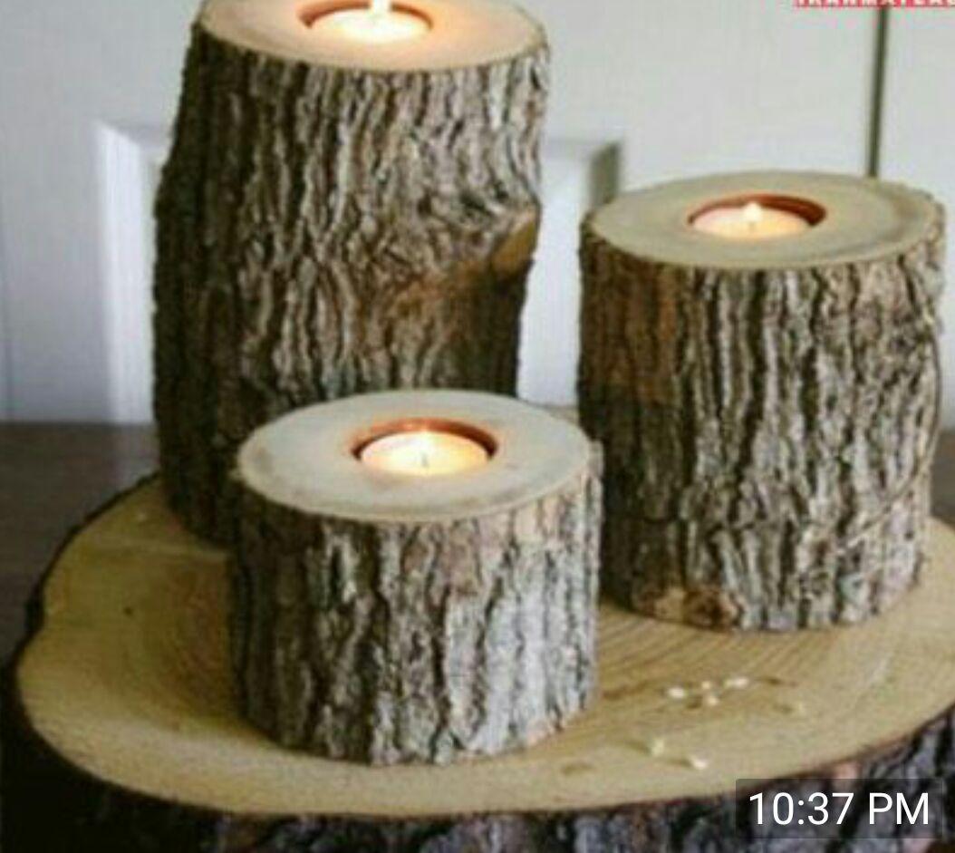کاردستی با ضایعات چوب