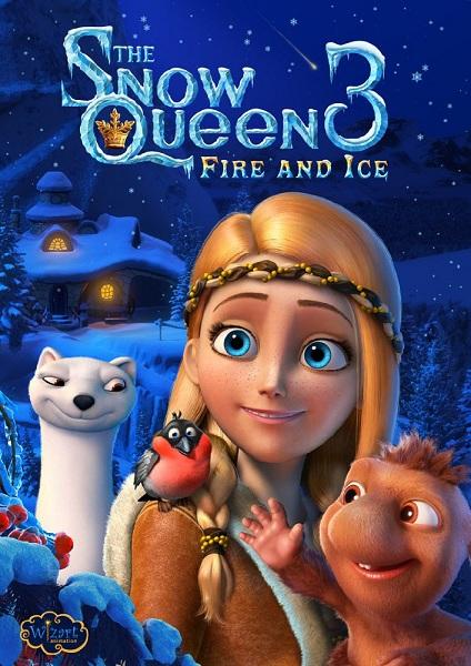 دانلود انیمیشن Snow Qeen 3. Fire and Ice
