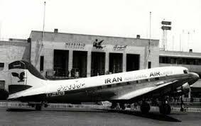 اولین هواپیما در ایران