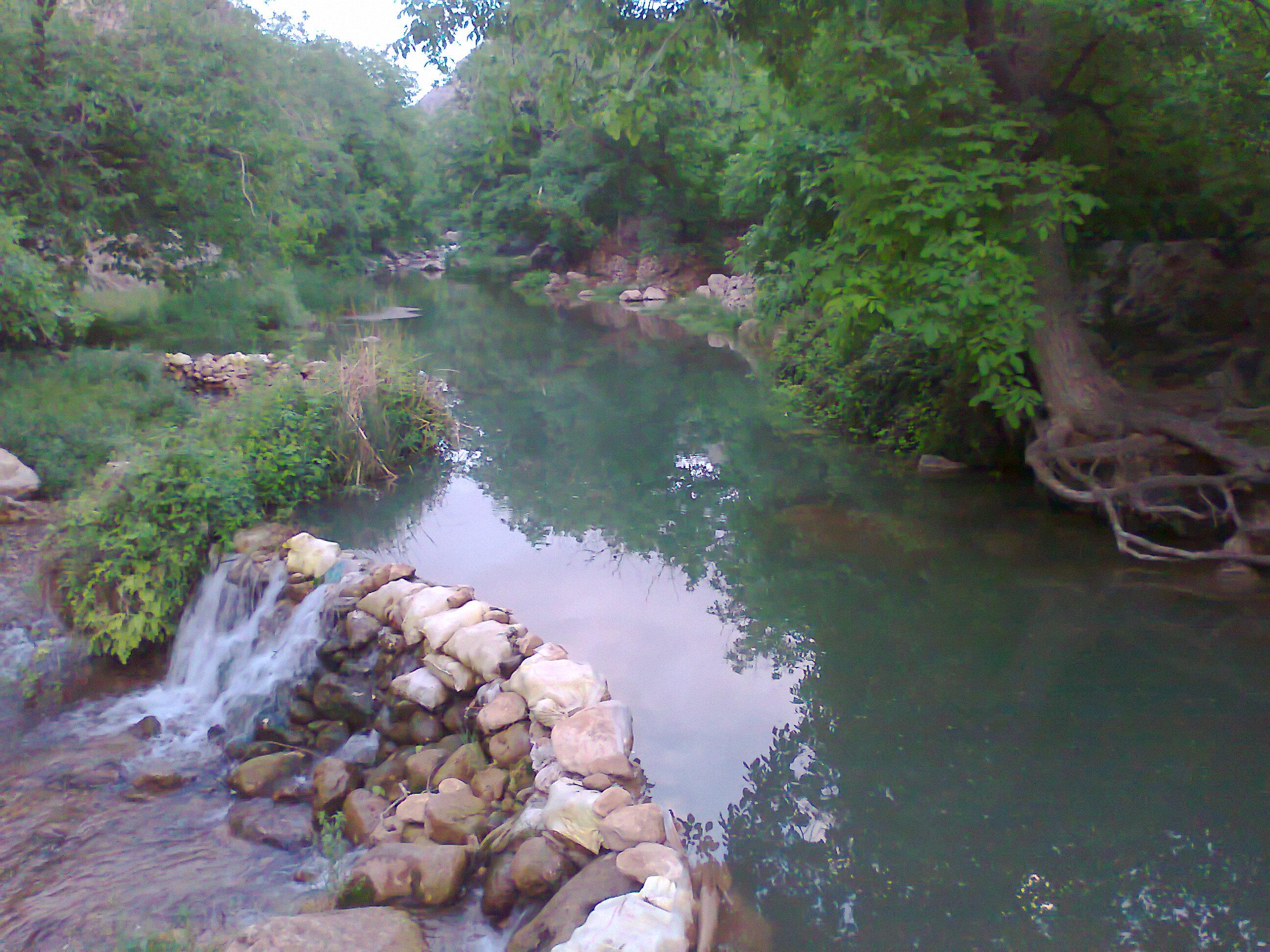 عکس های حفاظت از رودخانه