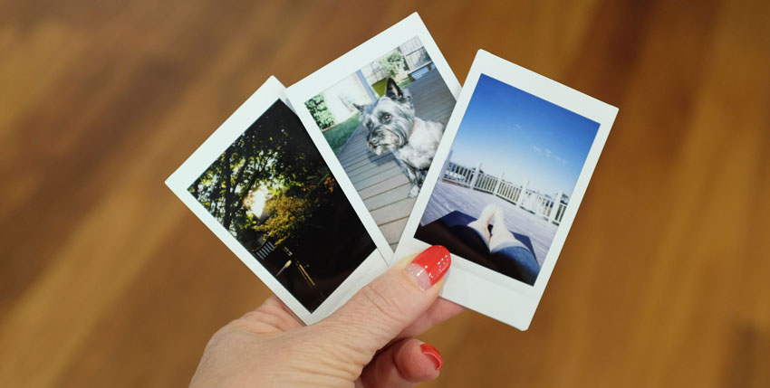 instax mini9 sample