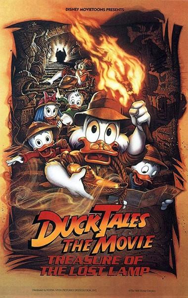 دانلود انیمیشن DuckTales The Movie 1990