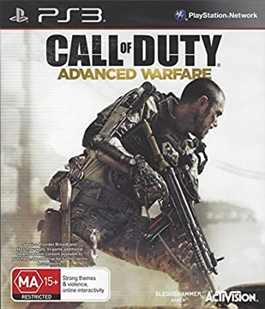 دانلود DLC Unlocker بازی Call Of Duty: Advanced Warfare برای PS3