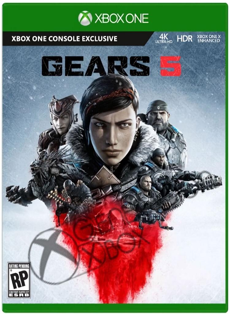 شایعه: تاریخ عرضه و کاور Gears 5 مشخص شدند