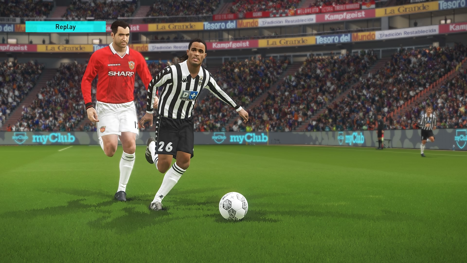PS4] classic teams for pes 2018 - Creation Threads - PESGalaxy com