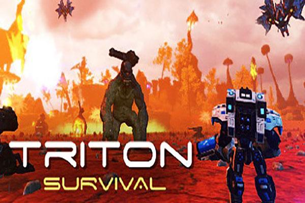 دانلود بازی کامپیوتر Triton Survival
