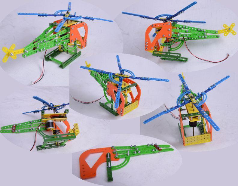 ساخت هلیکوپتر