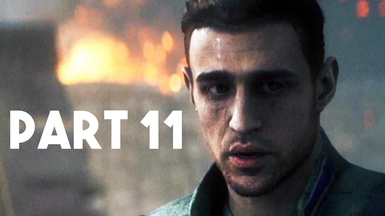 گیم پلی بازی بتلفیلد 1 مرحله 11- Battlefield 1 Gameplay