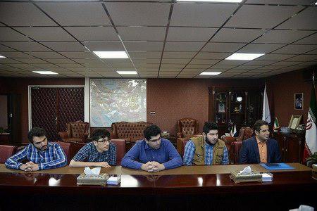 ملاقات وزیر ورزش و جوانان با نسل طلایی شطرنج کشور
