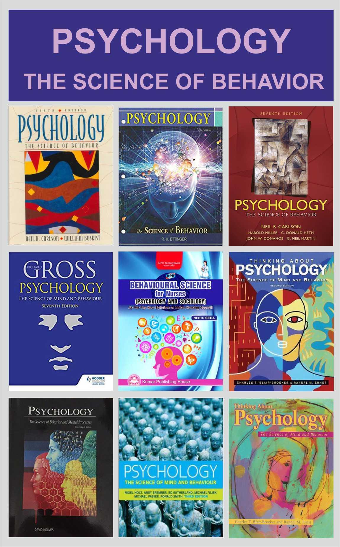 سایکولوژی؛ علم مطالعه ذهن و رفتار