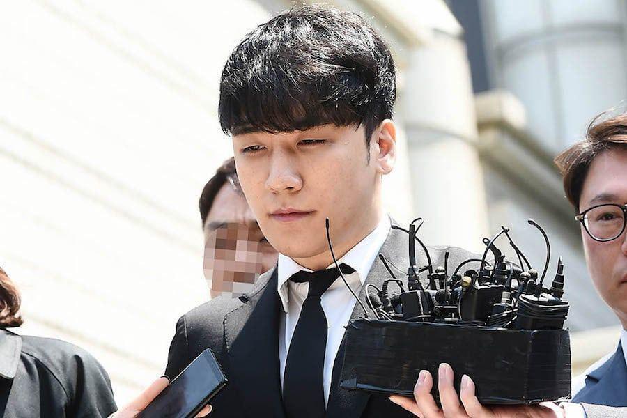 دادگاه حکم دستگیری قبل از محاکمه رو برای سونگری و یو این سوک لغو کرد 🧐