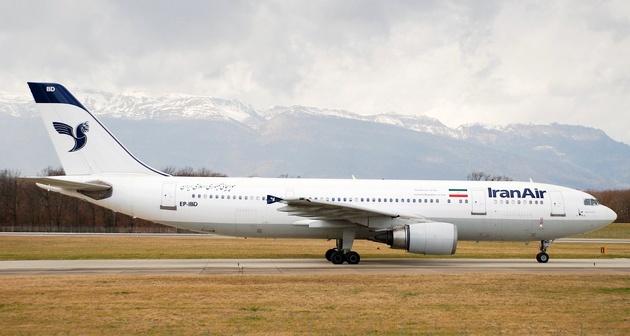 مسافران مشکوک به کرونا در پرواز های ایران ایر اجازه ورود ندارند