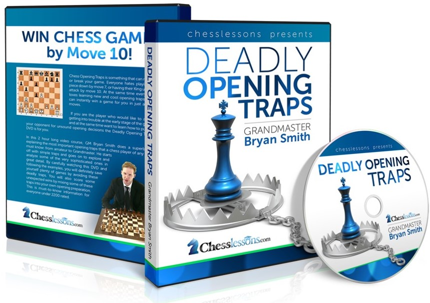 DEADLY OPENING TRAPS WITH GM BRYAN SMITH