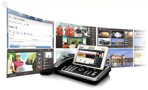 دفتر کار مجازی و امکانات تلفنی آن