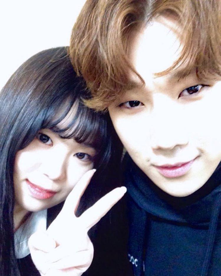 170304 sujin0133 instagram update with #INFINITE Sunggyu