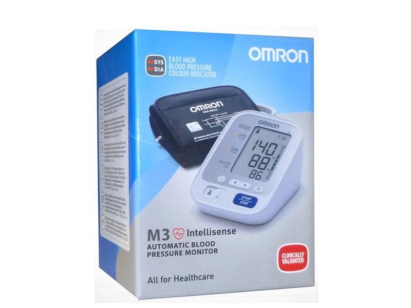 ویژه : فشارسنج M3 Comfort اُمرُن (Omron M3 Comfort Blood Pressure Monitor) + هدیه