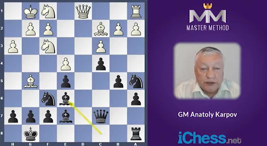روش استادی در شطرنج روش کارپوف THE ANATOLY KARPOV METHOD