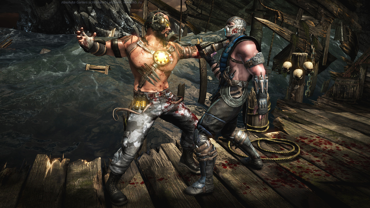 mortal kombat x screenshot2