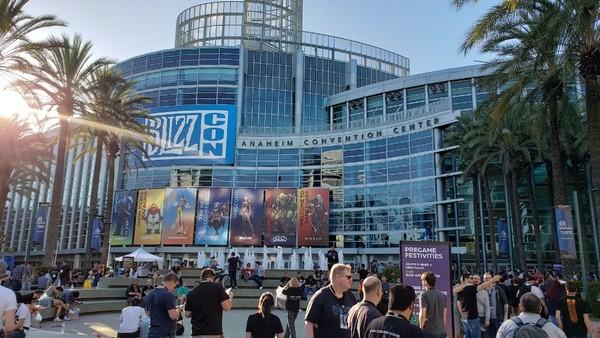 رویداد BlizzCon 2020 لغو شد