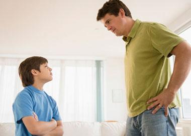 چگونه با پسر نوجوان در خانه برخورد کنیم 0ykq ba3225 1