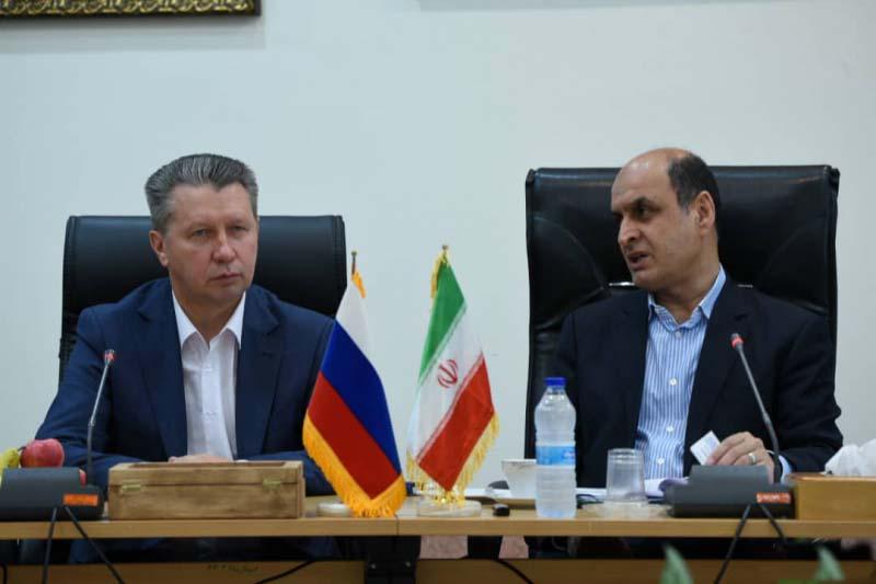 گلستان هیچ محدودیتی برای برقراری ارتباط تجاری و اقتصادی با روسیه ندارد