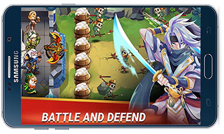 Castle Defender Premium