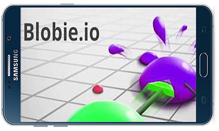 دانلود بازی اندروید Blobie.io