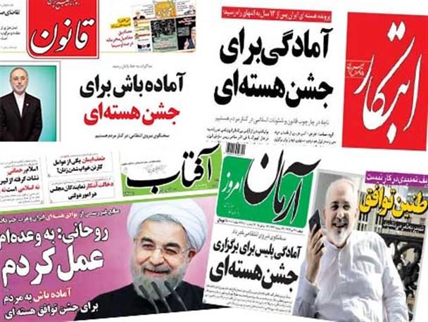 تعهدات الزام آور ایران
