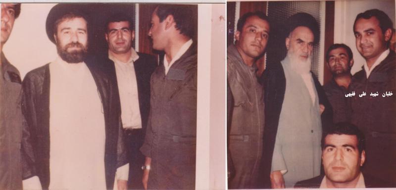 امام خمینی و شهیدان جویبار