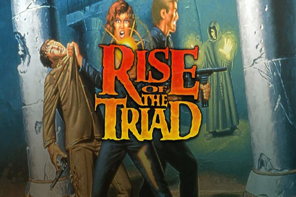 بازی Rise of the Triad Remastered