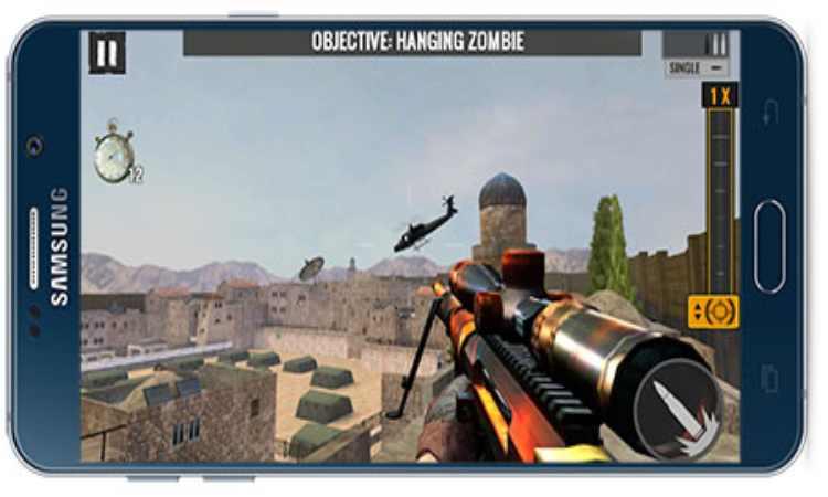 دانلود بازی اندروید Sniper Zombies Offline