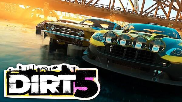 تاریخ عرضهی عنوان Dirt 5 مشخص شد
