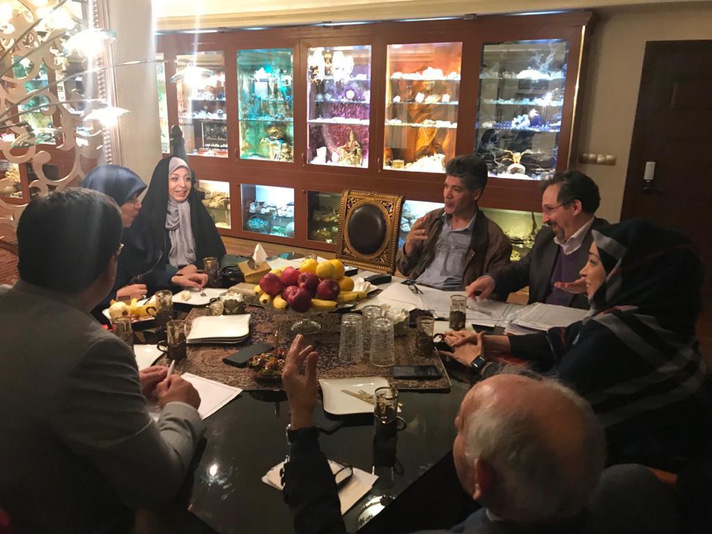 تشکیل جلسات هیئت مدیره