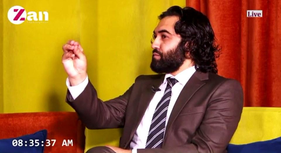 برنامه تلویزیون احمد محمود امپراطور