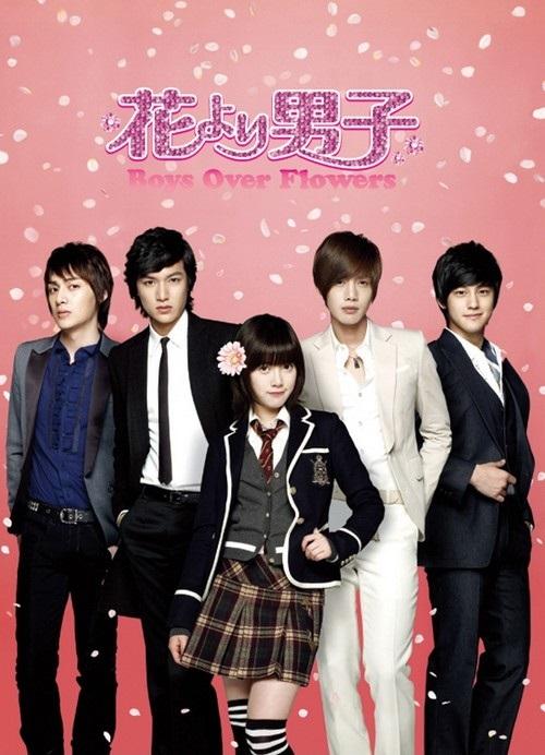 دانلود سریال کره ای پسران برتر از گل Boys Over Flowers 2009 با زیرنویس کامل فارسی