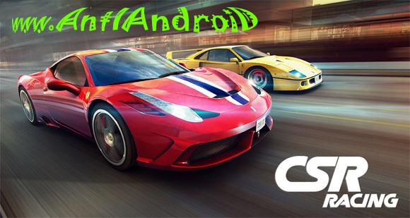 دانلود CSR Racing v3.0.1 بازی مسابقات CSR بازی پر هیجان مسابقه