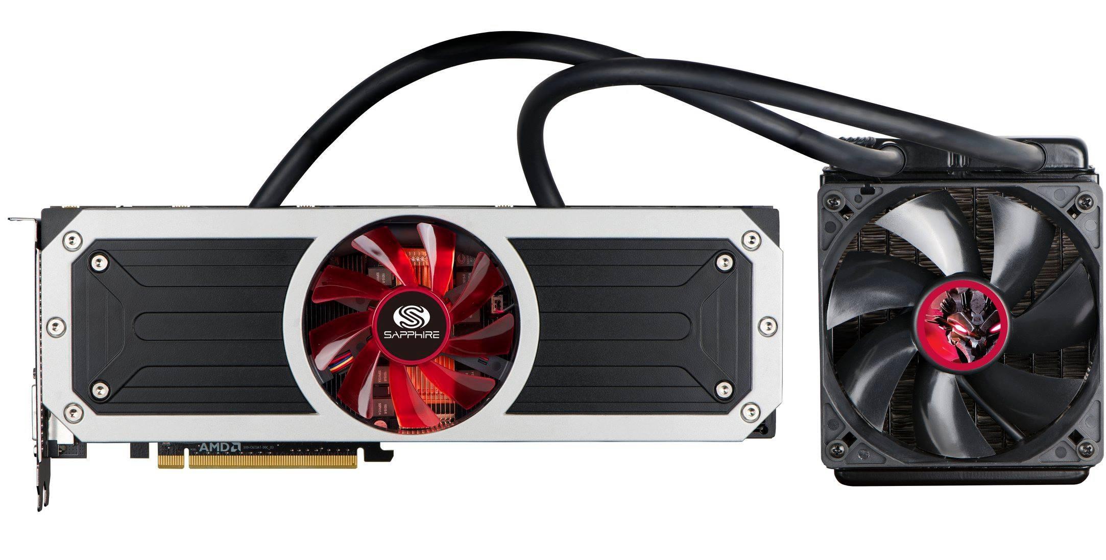 AMD R9 295 X2
