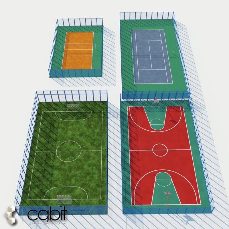 1iji 01.jpg00c40dd7 7618 486d 84bb 4ab05cf83faaoriginal - مجموعه مدل سه بعدی زمین های ورزشی