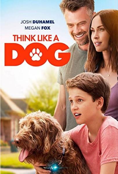 دانلود فیلم Think Like a Dog 2020