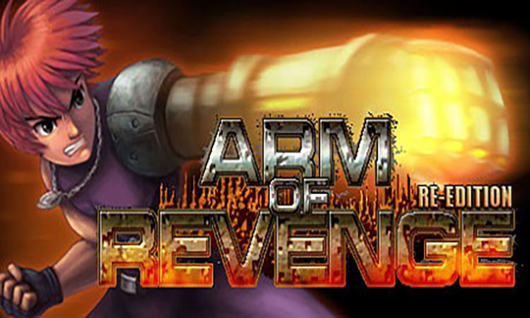 Arm of Revenge Re-Edition