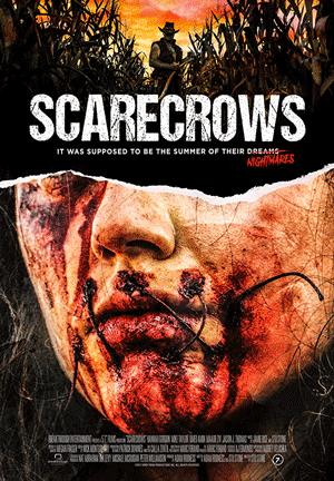 دانلود رایگان فیلم ترسناک SCARECROWS 2017