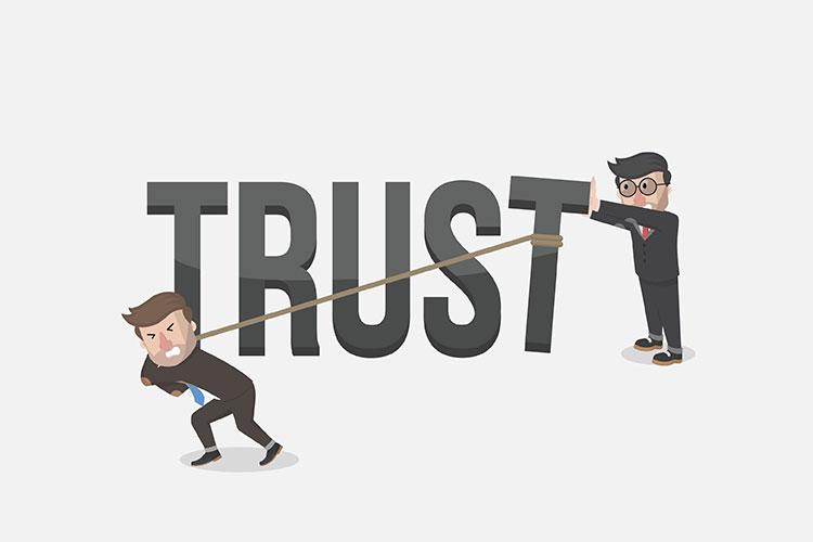 راههایی برای تضمین اعتماد مشتری