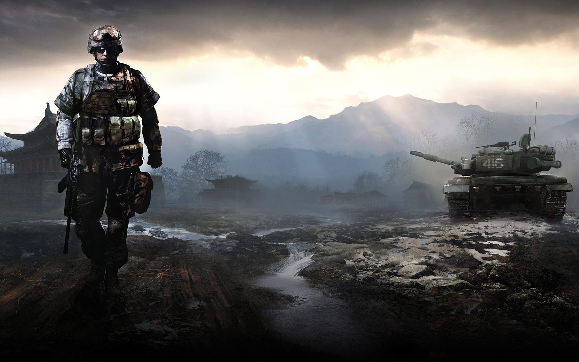 دانلود بازى جذاب و زیبا و هیجان انگیز Battlefield Play4Free