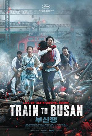 دانلود رایگان فیلم ترسناک Train to Busan 2016