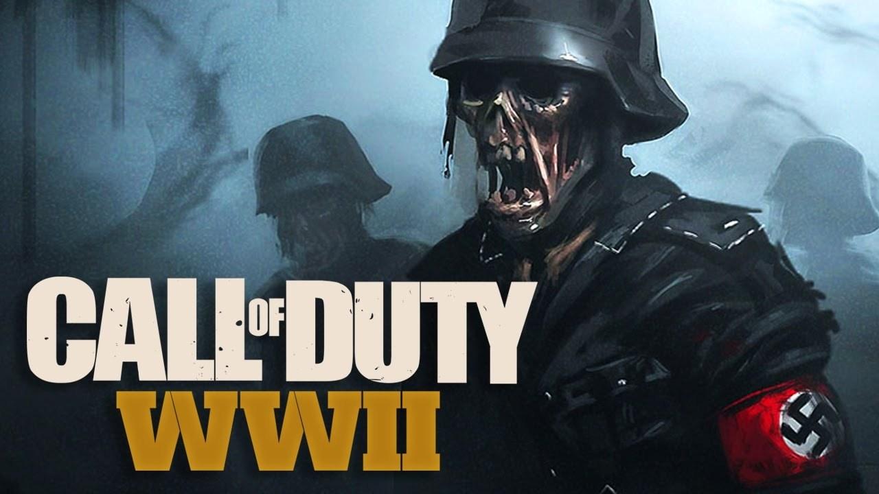 گیم پلی بازی Call of Duty WW II - Nazi Zambies