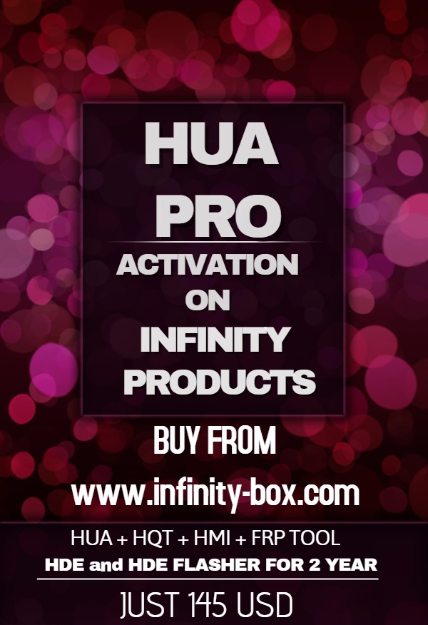 HUABOX All in One 1.1.2 Released Add UBTOOL Free Activation For All Huabox Users