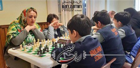 مسابقات خانوادگی ایران زمین