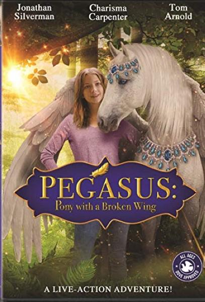 دانلود فیلم Pegasus: Pony with a Broken Wing 2019