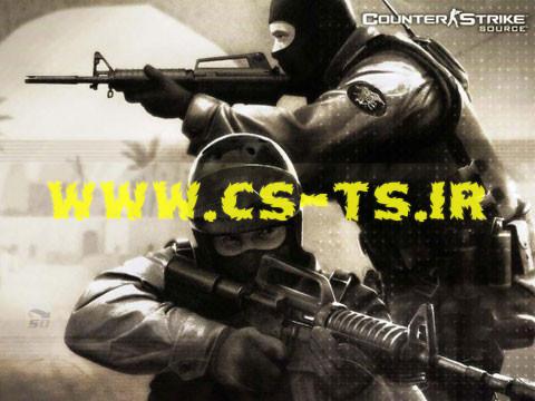 دانلود بازی کانتر سورس Counter Strike Source v.34