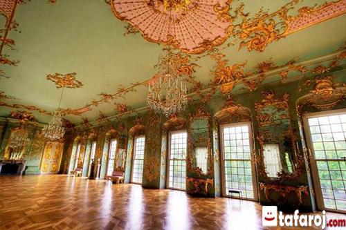 قصر شارلوتنبرگ از جاذبه های گردشگری برلین